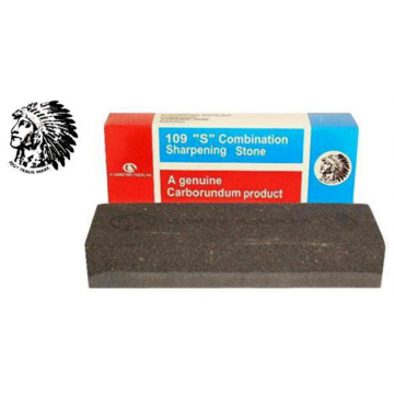 CARBORUDUM SHARPENING STONE
