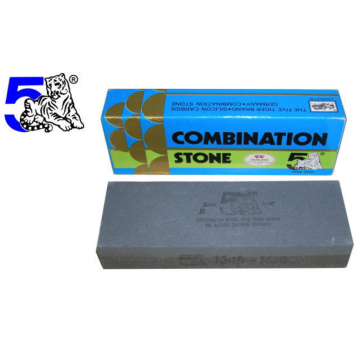 5 TIGER COMBINATION SHARPENING STONE