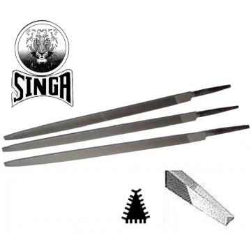 SINGA SLIM TAPER FILES - 12PCS / PACK