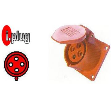 CAVICO I.PLUG IND. PANEL 4P 380V IP44 (RED)