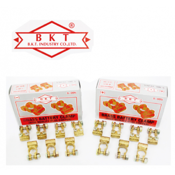 BKT BATTERY TERMINAL CLAMP - 24PCS / PACK