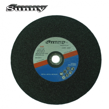 "SUNNY CUTTING DISC 10"" TO 16""  ( Grade : A30TBF )"