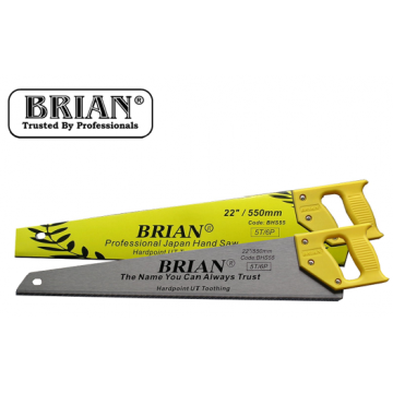 BRIAN PRO HAND SAW ( UT tooth )