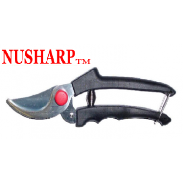 "NUSHARP GARDEN BYPASS SHEAR ( 205mm-8"" )"