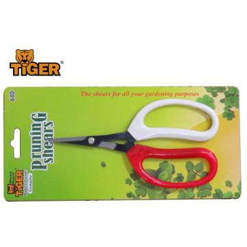 TIGER GARDEN SHEAR 640 ( Straight Tip )