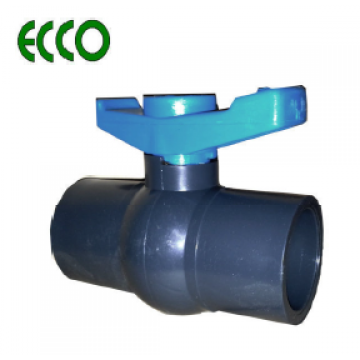 ECCO PVC BALL VALVES (SOCKET)