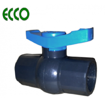 ECCO PVC BALL VALVES (THREAD)