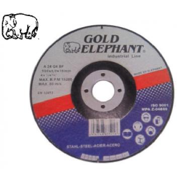 GOLD ELEPHANT METAL GRINDING DISC - Grade : A24Q4BF