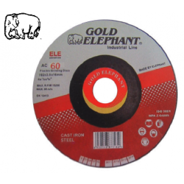 GOLD ELEPHANT METAL FLEX GRIND DISC 4""