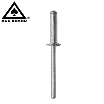 ACE ALUMINIUM BLIND RIVET 1/8""
