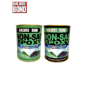 BUILDER BOND NON SAG EPOXY - SET