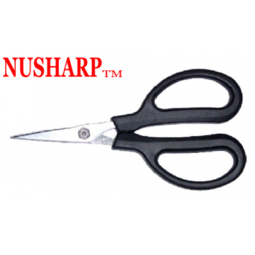 "NUSHARP FIBER OPTIC KEVLAR® SHEAR ( 160mm-6.1/4"" )"