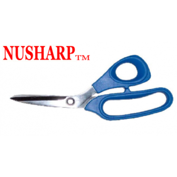 "NUSHARP HEAVY DUTY SHEAR ( 205mm-8"" ) BLUE"