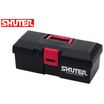 SHUTER PLASTIC TOOL BOX ( 380 x 178 x 143 )
