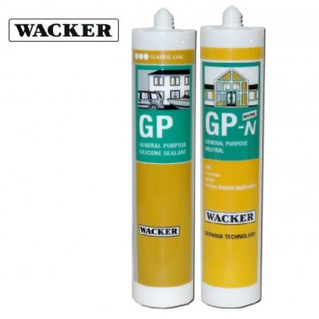 WACKER GP SILICONE SEALANT - 280ML